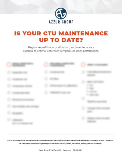 Is Your CTU Maintenance Up to Date?