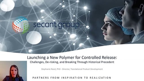Launching a New Polymer for Controlled Release: Challenges, De-risking, and Breaking Through Historical Precedent