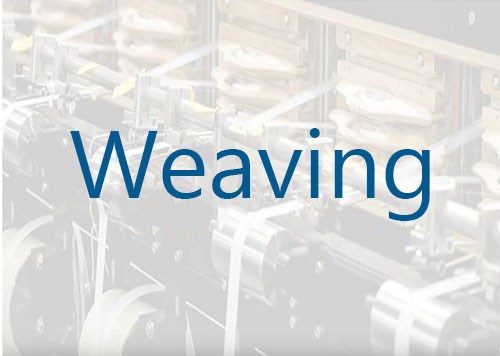What is weaving?