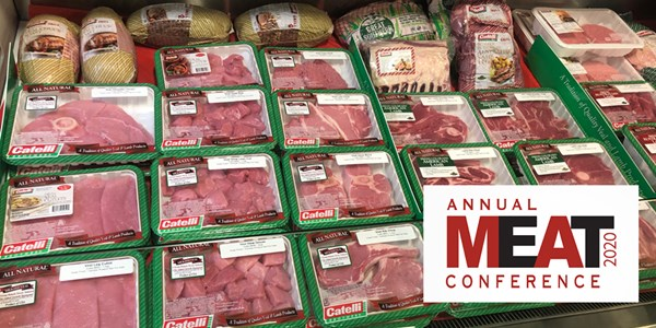 Catelli Brothers Showcases Veal and Lamb Products at the NAMI Annual Meat Conference in Nashville