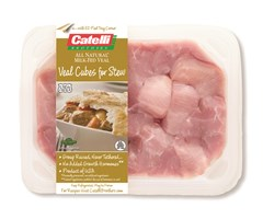 Veal Cubes