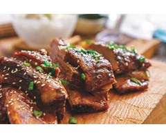 Fully Cooked Veal Short Ribs