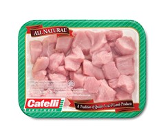 Veal Cubes for Stew