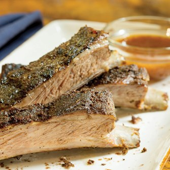 Middle Eastern-Spiced Lamb Ribs